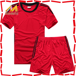 Custom Made OEM Service Polyester/Spandex Chinese Supplier Football Jersey