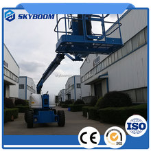 Global supplier Articulated/Telescopic aerial boom lift