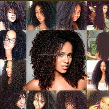 2017 Long Kinky Curly wig, Long Curly hair wigs for black women, kinky twist braided lace wig hot sale