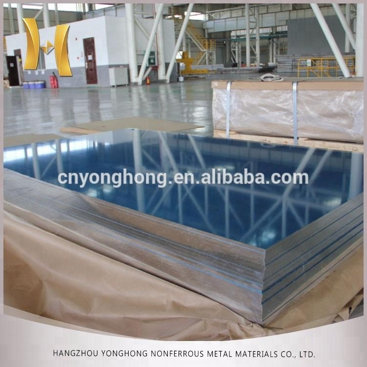 17 years on new products 5154 Aluminum sheet