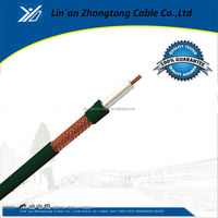 Coaxial cable French standard kx6 type with CE RoHs