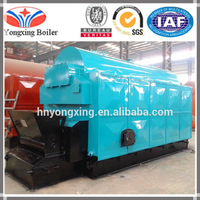 Industry Good quality Cheap 10 ton Coal Fired Steam Boiler Wood Biomass Boiler China