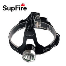 Practical outdoor using rechargeable LED headlamp
