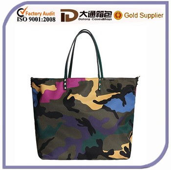 Trendy Shopping Bag Wholesale with Removible Shoulder Strap