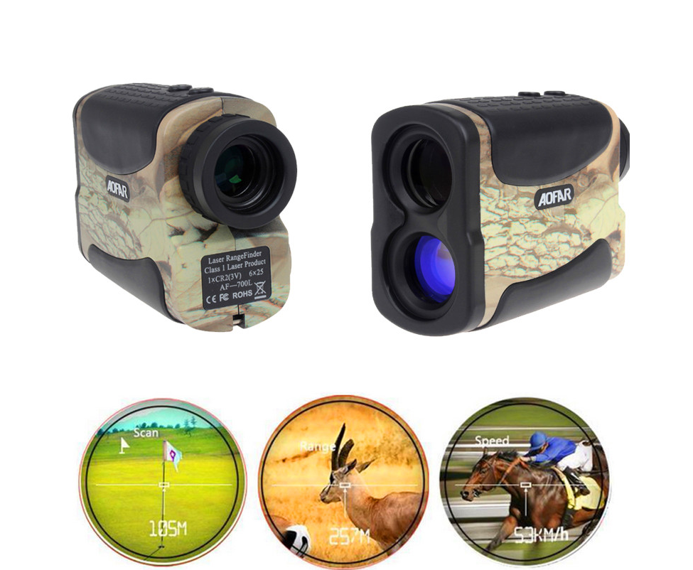 Hot selling aite laser golf range finder with low price AF-700L Brand new