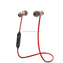 Long Standby Wireless Earphones Stereo Sports Headphones metal magnet earphone