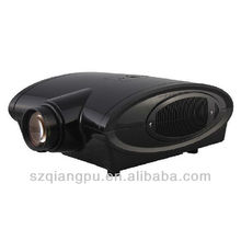 oem led projector home projector, video projector, 3D led projector support red and blue 3D.
