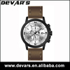 NEW! 2016 stainless steel back sports watch, chronograph feature watches for men