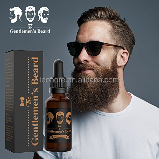 Private Label 100% Pure Beard Oil For Beard Growth Smoothing Nourishing