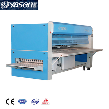 Hot sale automatic china hotel laundry folding machine