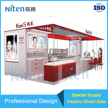 Modern Shop Display Shelf/Cabinet/Fixtures for Watch Eyewear Shop Interior Design Display Stand MDF Board Booth Construction