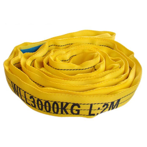 TUV GS Polyester Round Lifting Webbing Sling