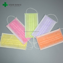 Disposable Surgical Ear Loop Face Anti Dust Mouth Cover Masks