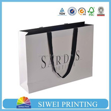 Guangzhou Manufacturer large drawstring gift bags hot sale whosale