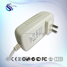 36w plastic enclosure for power supply 220v to 12v adapter