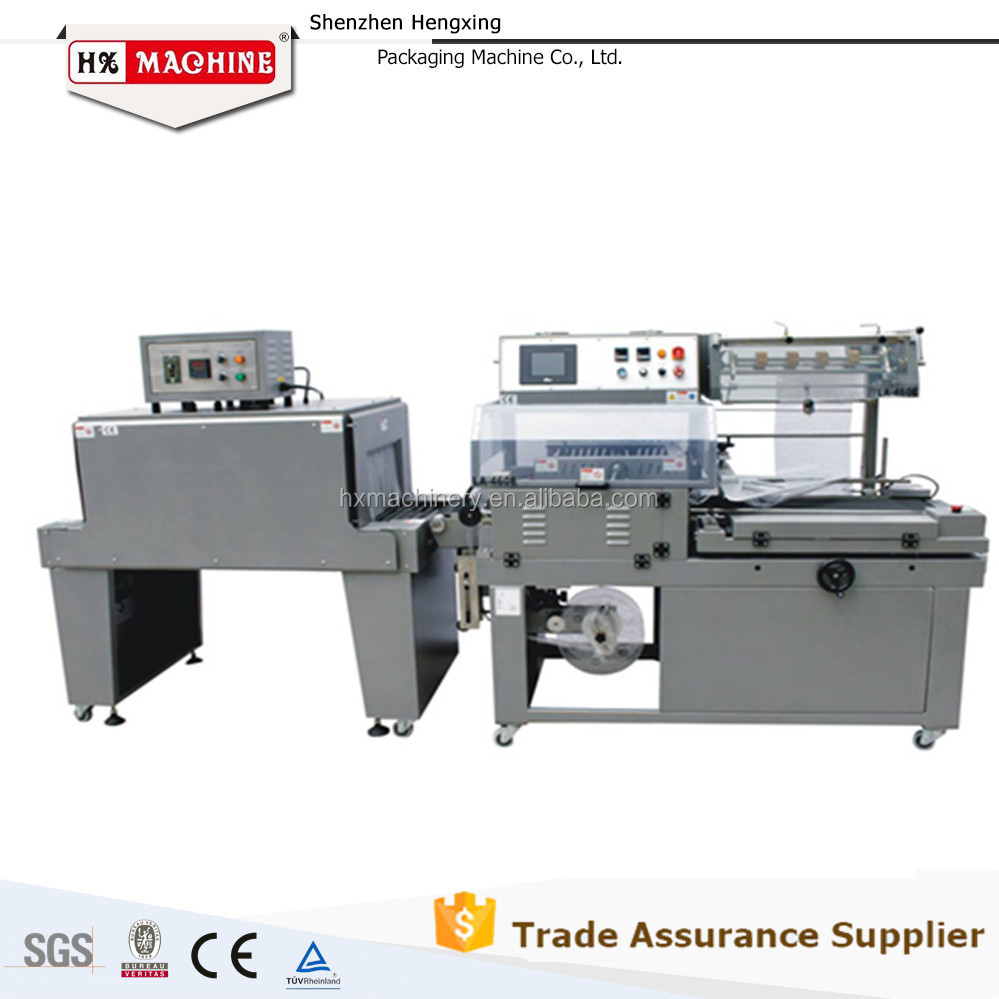 Cheaper Price Semi Automatic L Bar Sealer Shrink Packing Machine