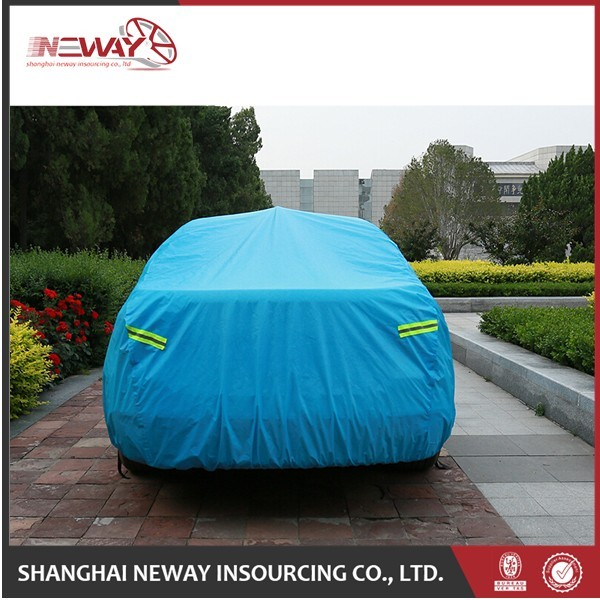 China Supplier united states half nylon car cover