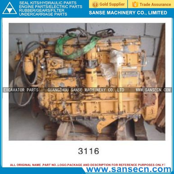 USED Engine Assy for 3116