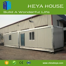 Knock-down prefab container house prefab for sale