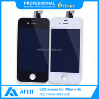 Bottom Price! Sell at low price for apple I phone 4 s glass assembly, for iphon4 s screen
