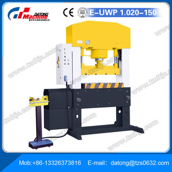 Universal Hydraulic press E-UWP1.020-150 for sale hydraulic press machine