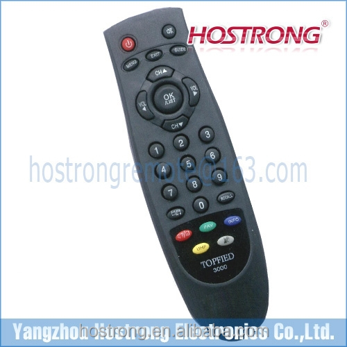 ABS MATERIAL QUALITY TOPFIELD 3000 UNIVERSAL REMOTE CONTROL