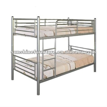 Metal bunk bed for adults buy double bunk beds cheap for Metal bunk beds for sale cheap