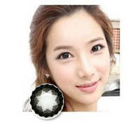 magic eyewear black edge color contact lens