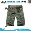 Men's Cotton Military Army Style Cargo Shorts
