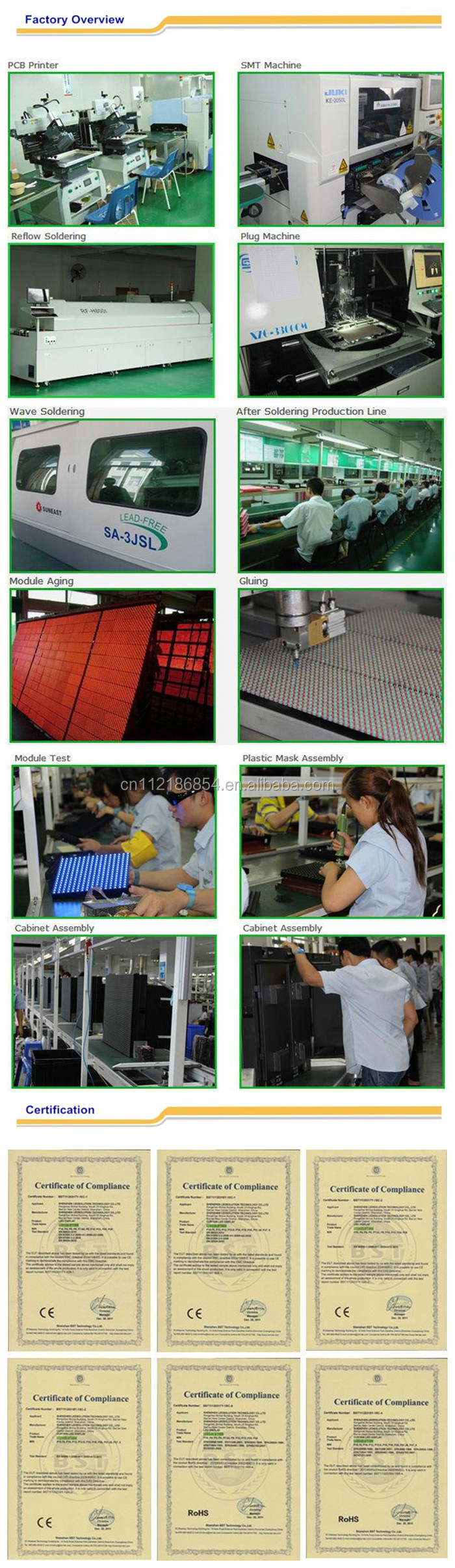 high quality china hd p3 amazing led tv display panel moduli led farmacia