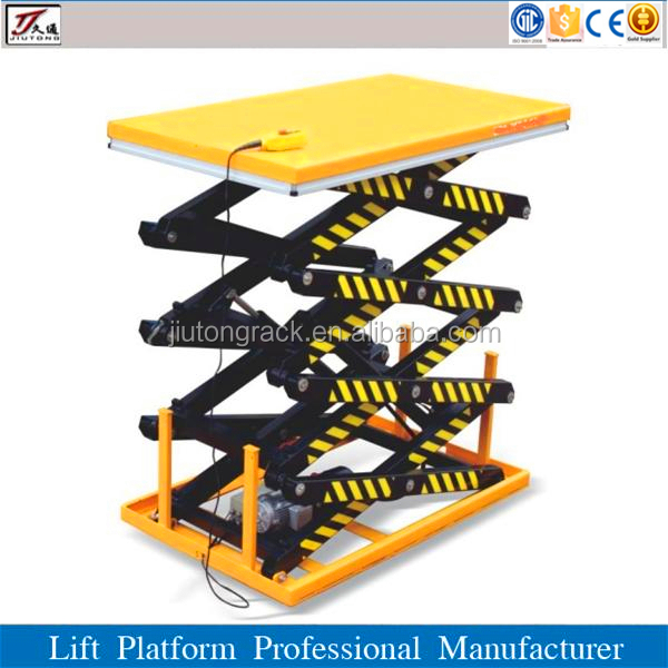 Small Hydraulic Lift Table : Hydraulic and electric mini scissor lift tables buy