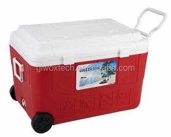 Extra Large Cooler box with wheels