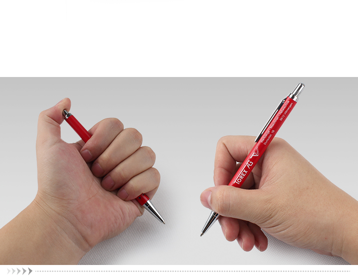 New 2019 Product Idea Premium Gift Decoration Metal Ball Point Pen