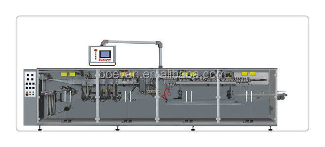 Automatic chocolate bars packing machine