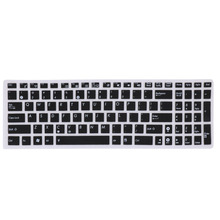 For Asus Tablet Keyboard Cover, Laptop Keyboard Guard For Asus F5000 15.6 Inch