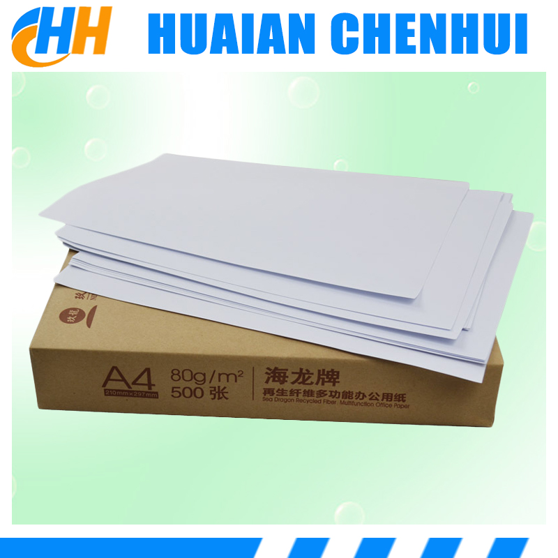 China 100% wood pulp office paper/ A4 printing paper