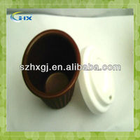 Drinkware Type and Silicone Material silicone handle sleeve for coffee cup