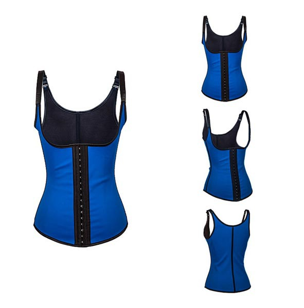 Wholesale Maded In China XS-XXXL Size Latex Waist Training Cincher Underbust Corset
