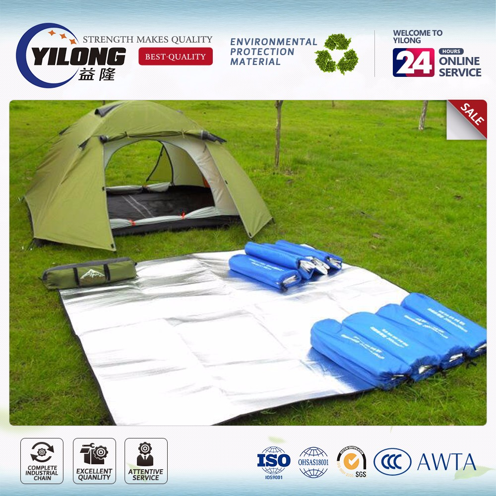 Manufacturer wholesale waterproof outdoor camping mat for aldi