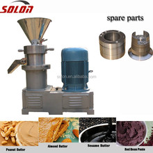 Solon Factory Automatic tahini making machine small scale paste processing line