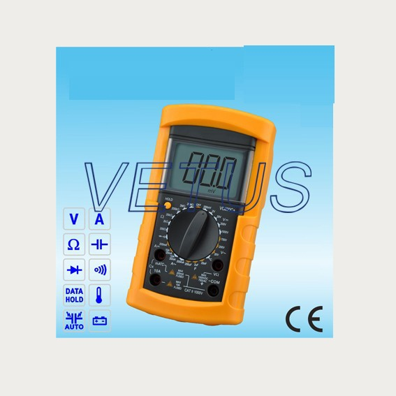 fashion type of professional multimeter VC890C+