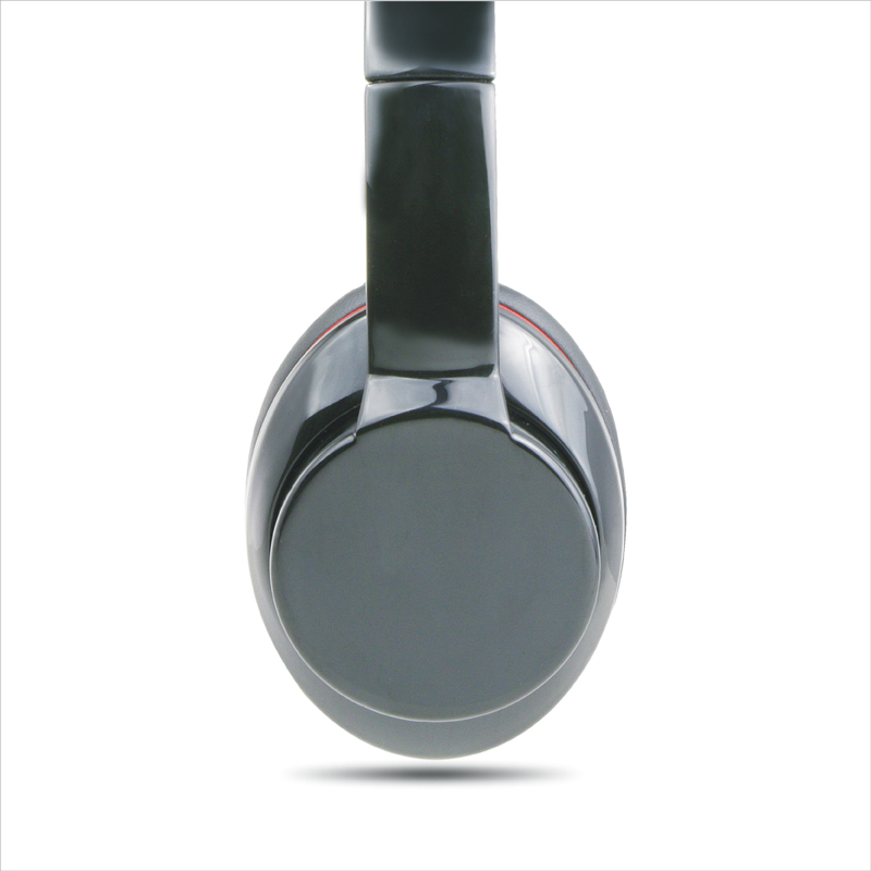 Isolating hands free headset for general music listening