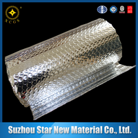 Fireproof Bubble Foil Thermal Movable Building Insulation Material