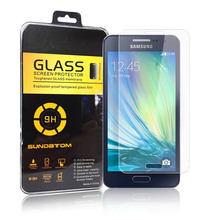 High Quality Nanometer Mobile Phone Anti-scratch Protective Film Tempered Glass Screen Protector For Samsung Galaxy A3 A5 A7 A8