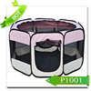 Luxury pet playpen comfortable 8 sided fabric pet playpen