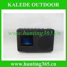 CP-350 Hunting Calls Mp3 player with bird sounds
