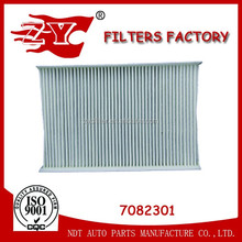 High quailty Cabin air filter OEM 7082301 FIAT Strada,FIAT Siena parts
