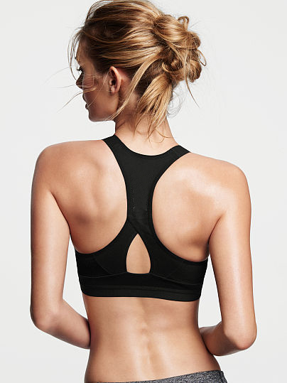 Ladies Crop Tops Workout Sports Bra Yoga Wear Functional Tops