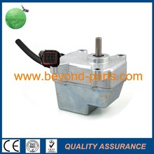 sumitomo throttle motor, excavator electric parts SH200-A3 stepping motor accelerator speed governor 12 pins