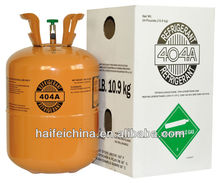 cylinder refrigerant gas r404A GOOD PRICE R404A